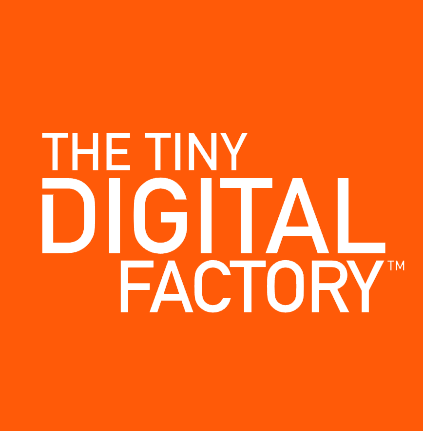 TinyD logo orange RGB